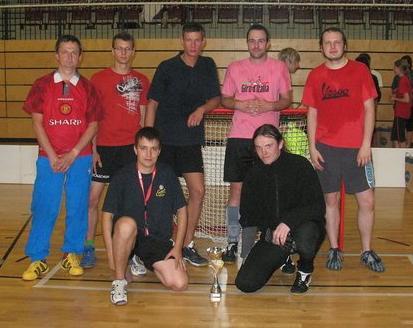 Unihockey Mannschaft