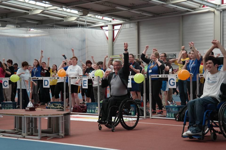 Behinderten- und Versehrtensport
